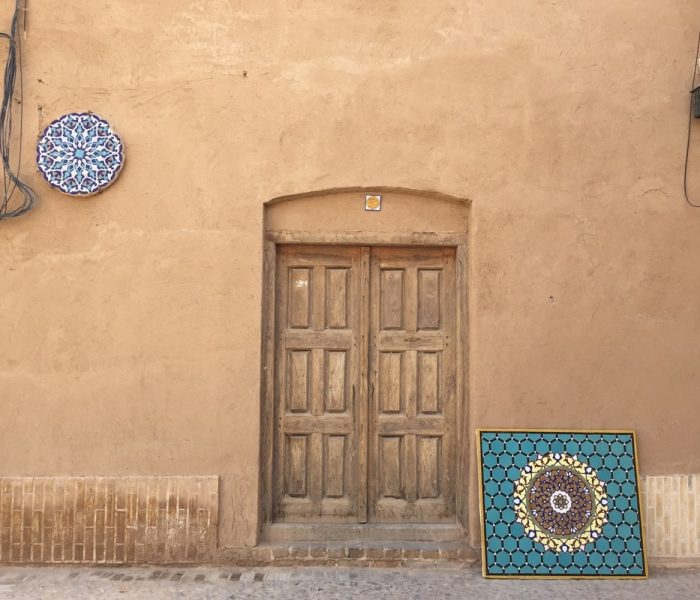 Yazd in Iran