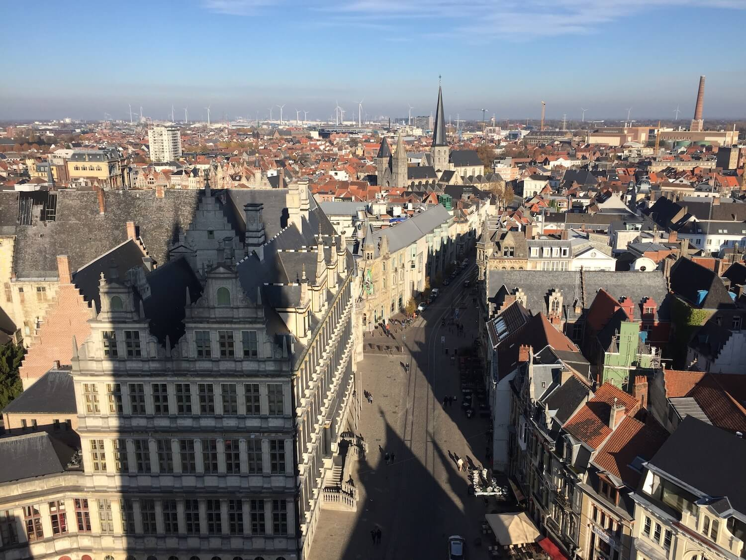 Views of Ghent