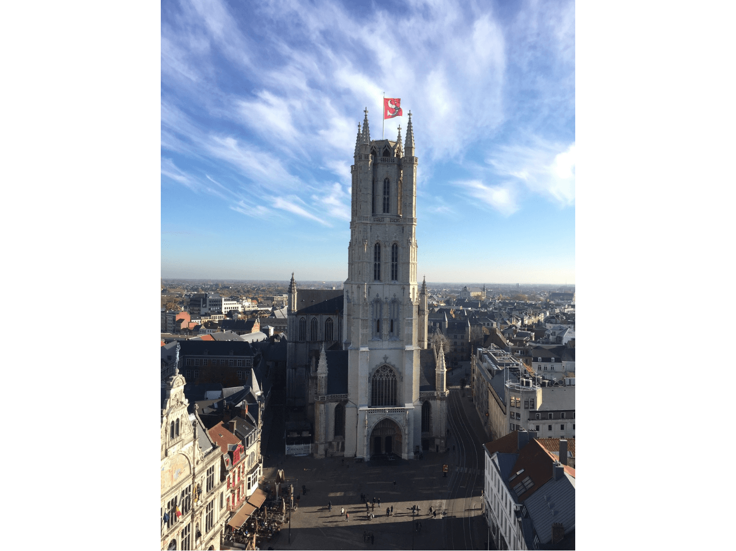 St Bravo Cathedral Ghent