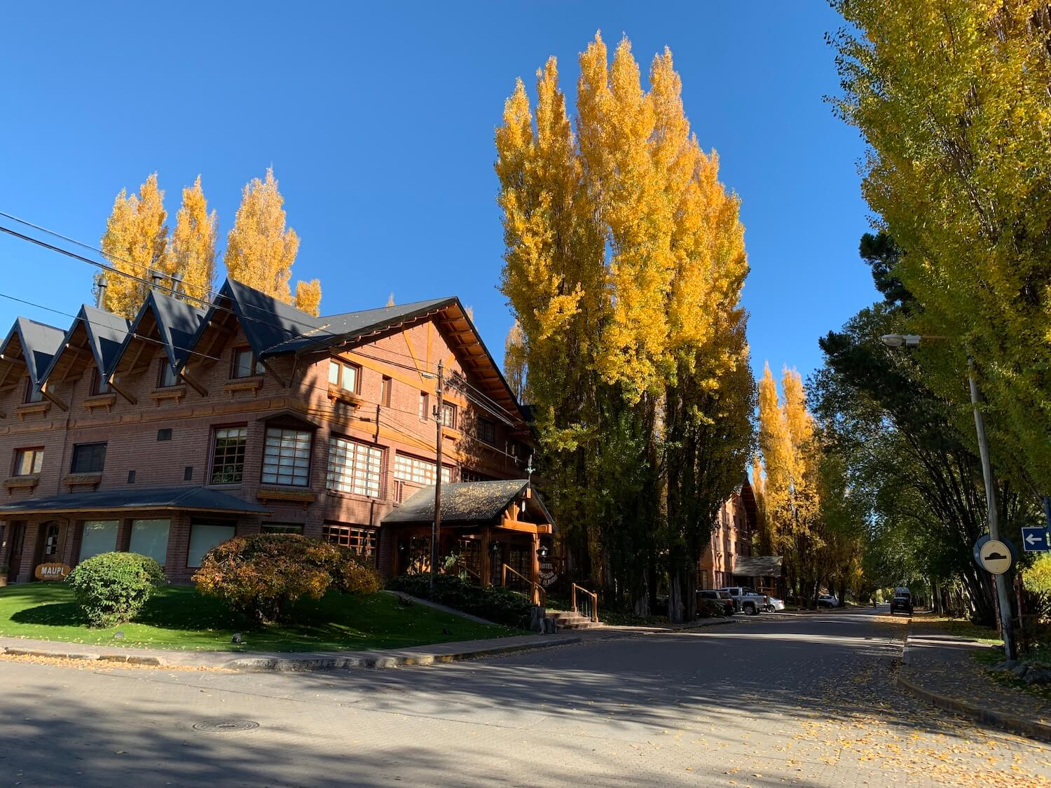 Houses of El Calafate