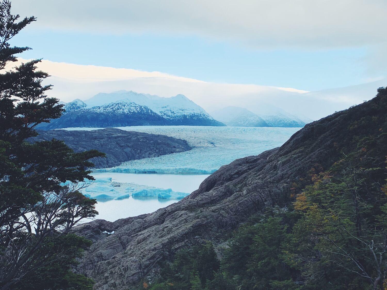 Mirador Gray Torres del Paine