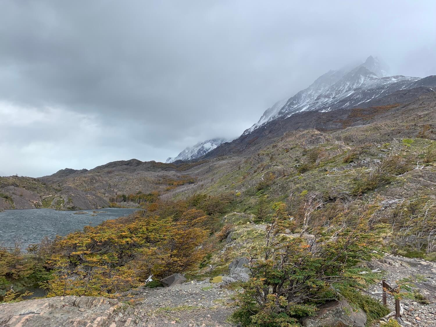 Torres del Paine, Day 1