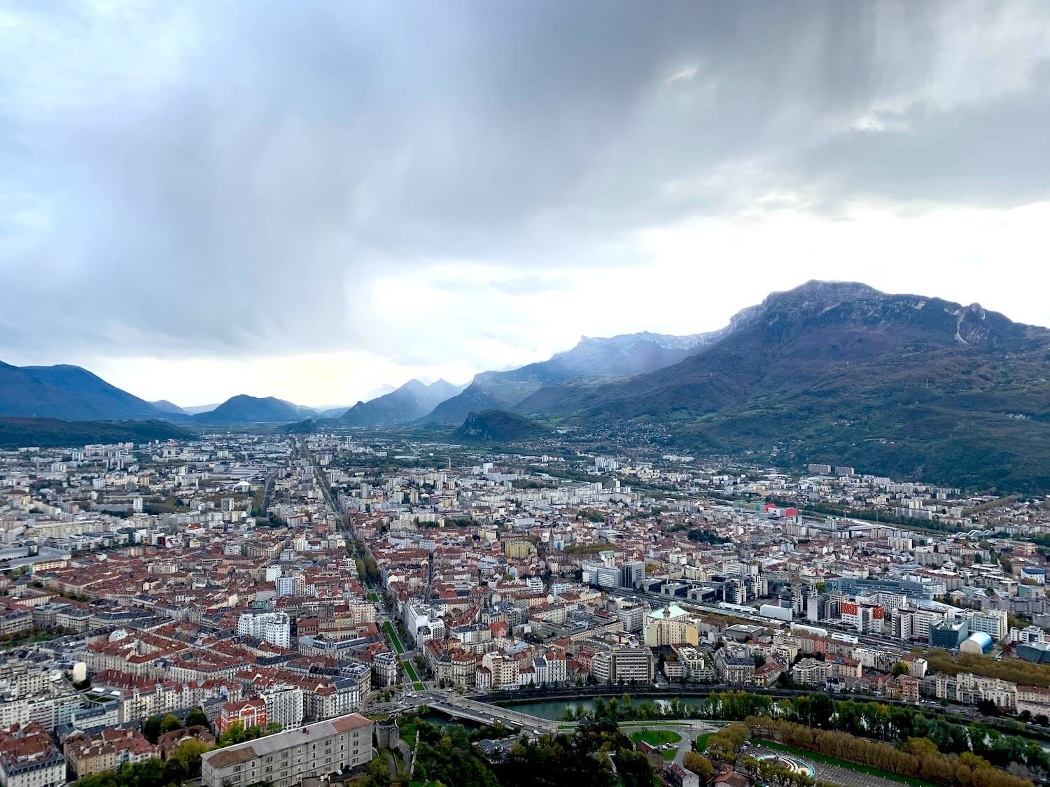Views of Grenoble