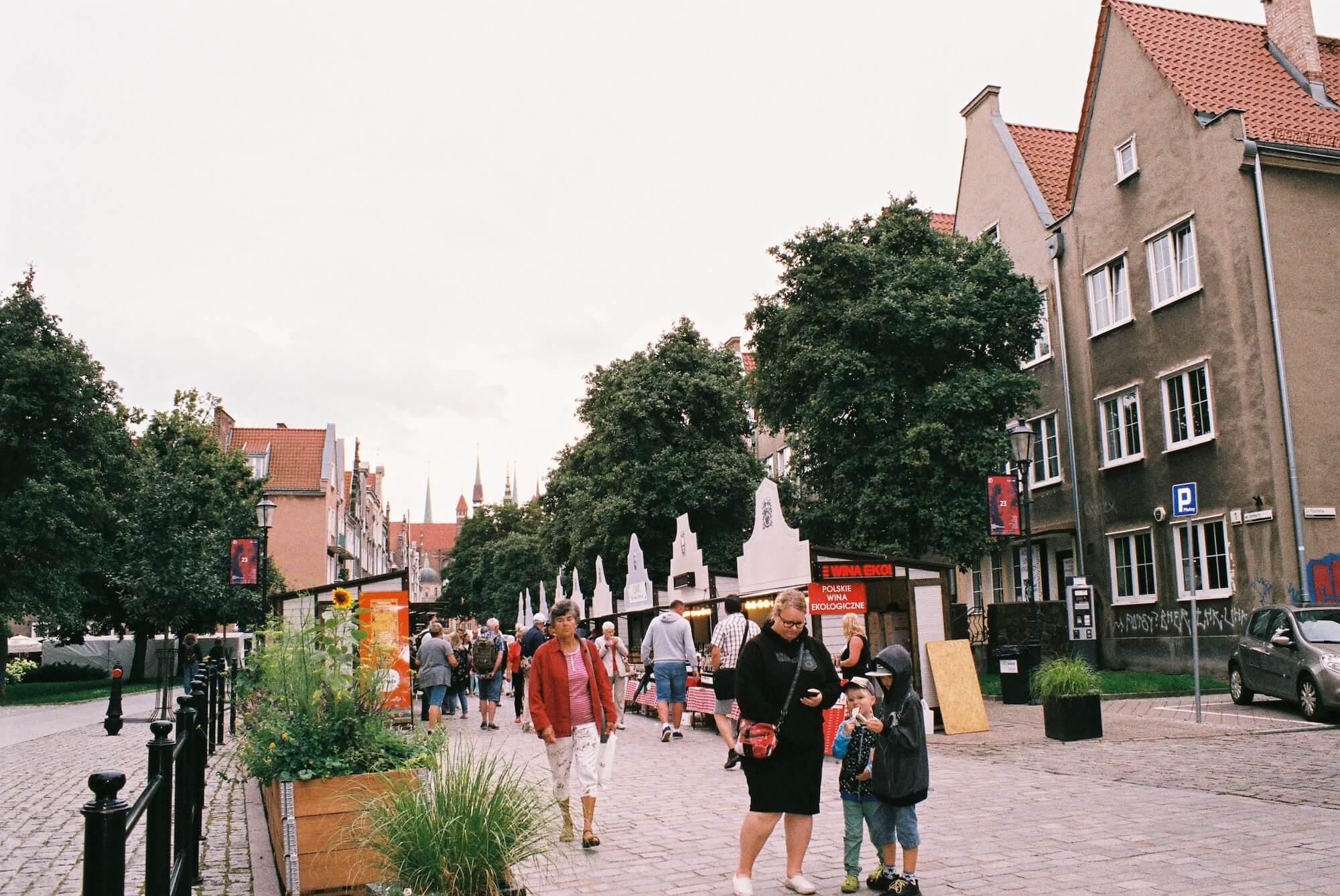 main town market